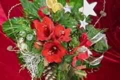 Geschenkstrauß-Weihnachten
